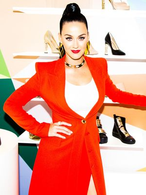 Katy Perry's Debut Shoe Collection Looks Exactly as You'd Expect