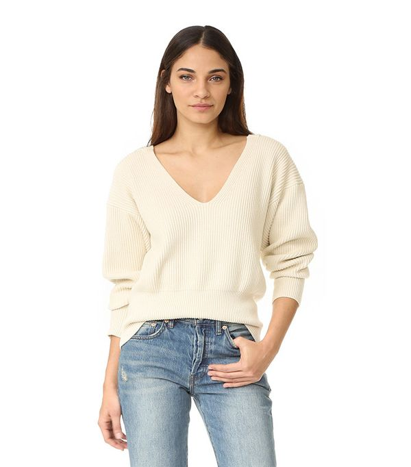 Free People Allure Pullover Sweater