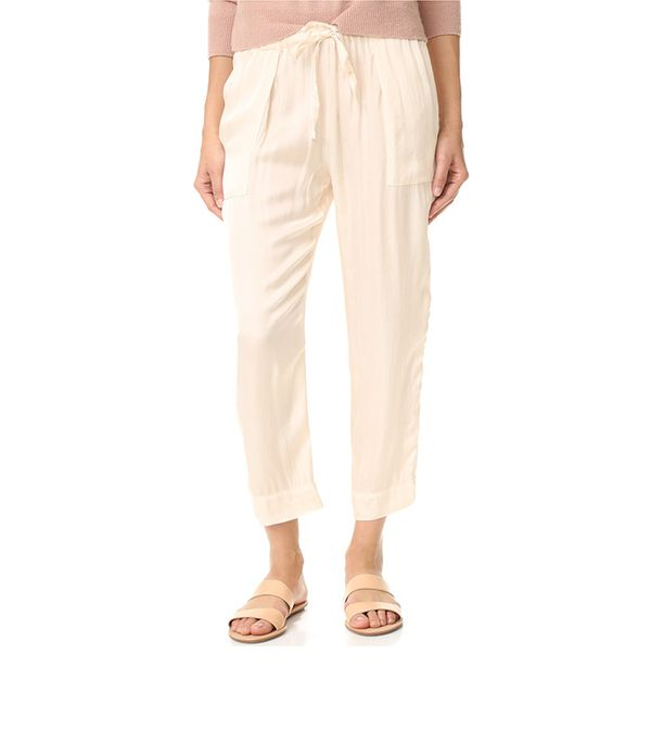 Raquel Allegra Relaxed Lounge Pants