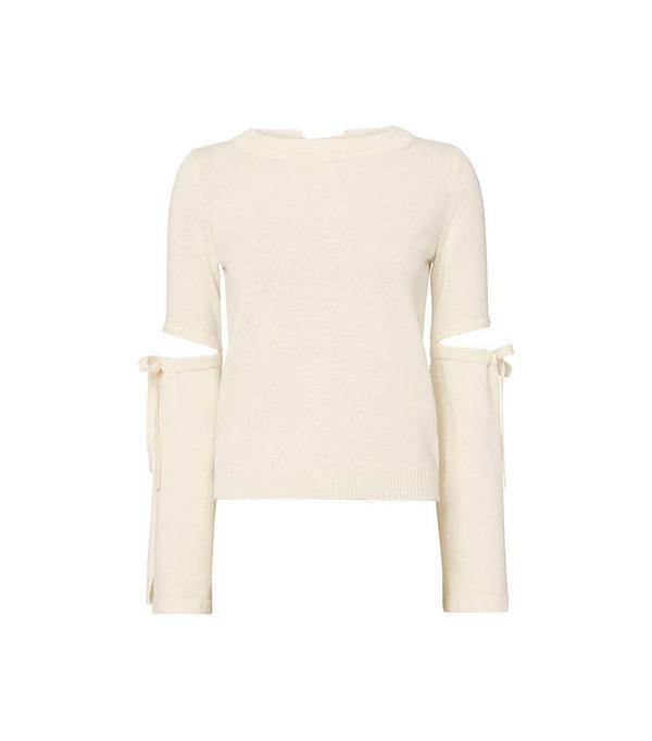 Intermix Brit Slit Sleeve Knit