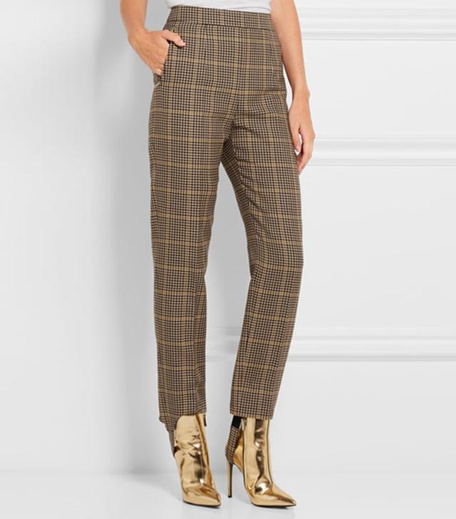 Balenciaga Houndstooth Pants