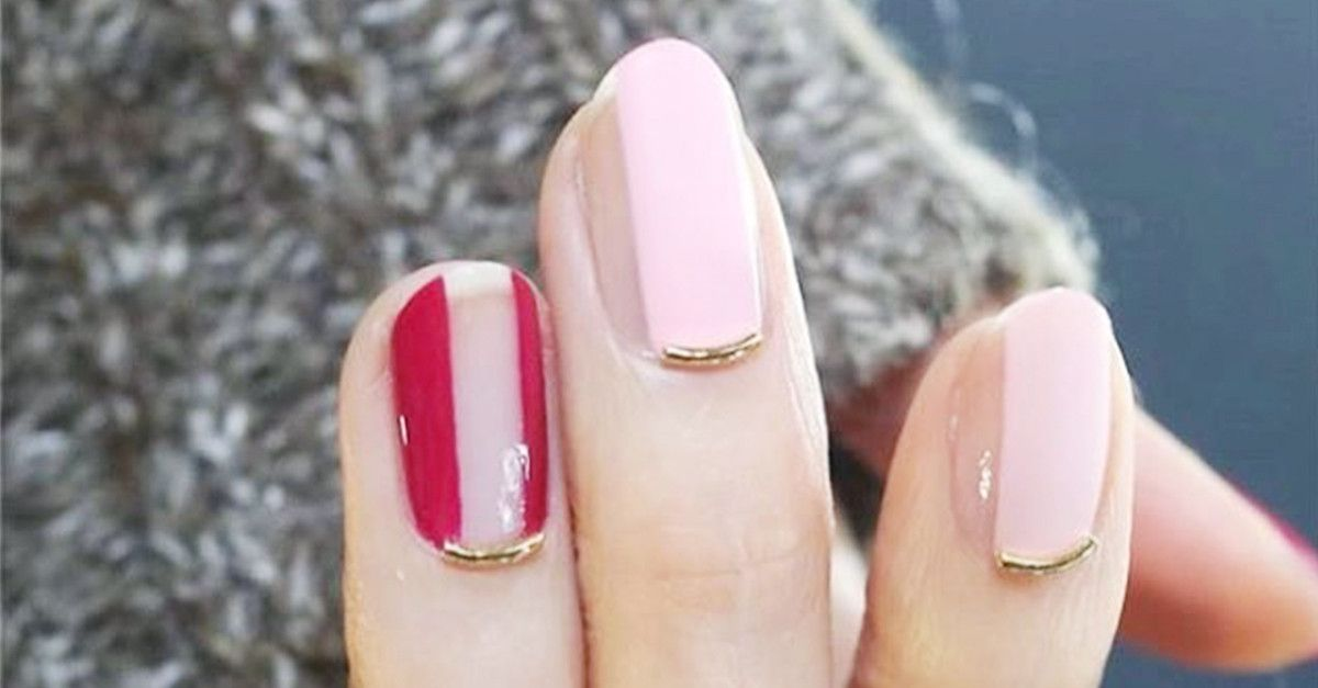 These korean nail trends are going to be huge in 2017 byrdie prinsesfo Image collections