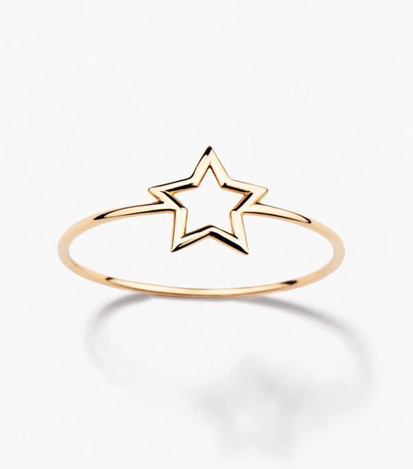 Aurélie Bidermann Star Ring