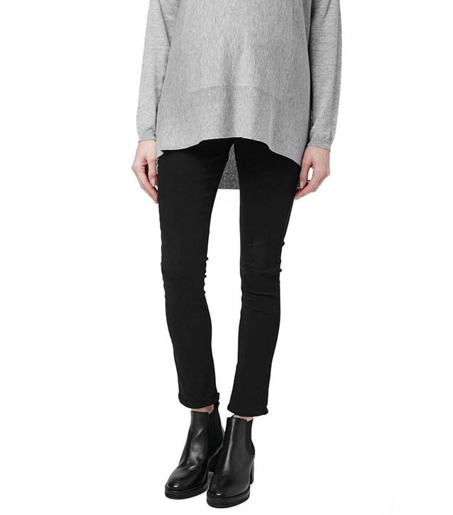 Topshop Jamie Over-the-Bump Skinny Maternity Jeans