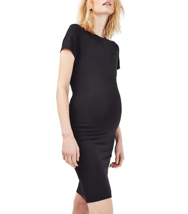Topshop Maternity Body-Con Dress