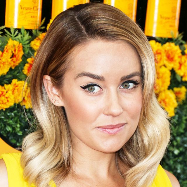 Lauren Conrad Stylishly Shows Off Her Baby Bump for the First Time