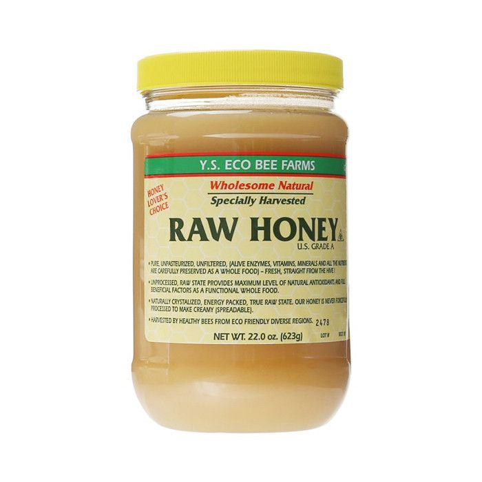 Raw Honey by Y.S. Eco Bee Farms