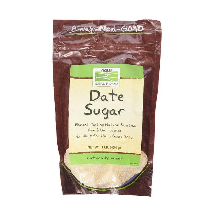 Date Sugar by Now Foods