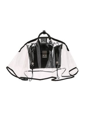 This Handbag Raincoat Is the Invention You Never Knew You Needed