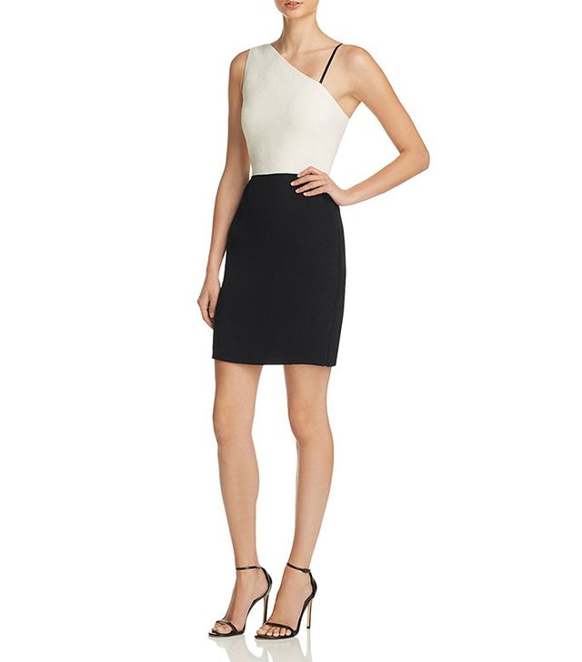 Elizabeth and James Marie Color Block Sheath Dress