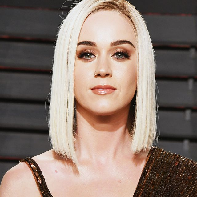 Katy Perry's new Pixie Cut