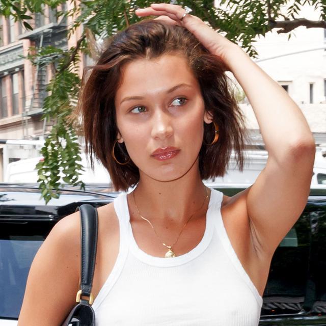 Bella Hadid Haircut