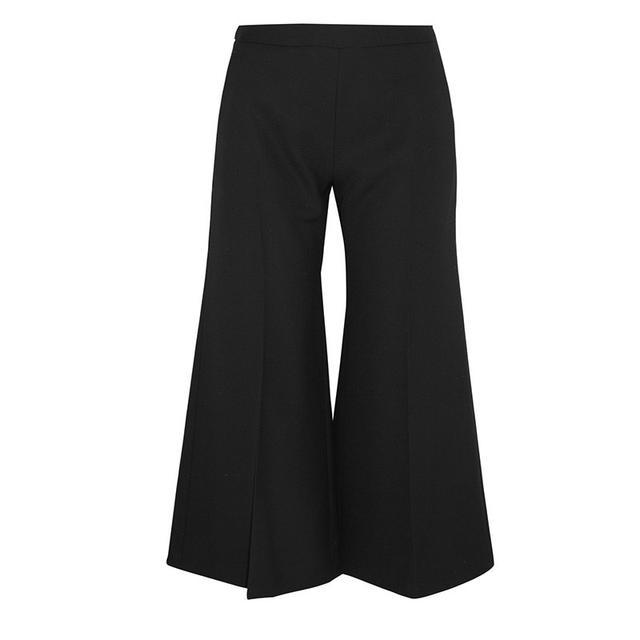 Acne Studios Isa Cropped Wool Pants