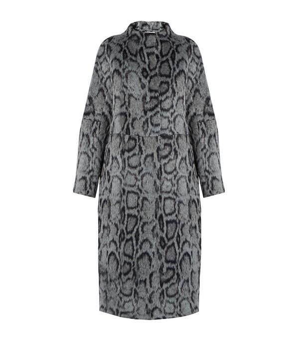 Elizabeth and James Balin Coat