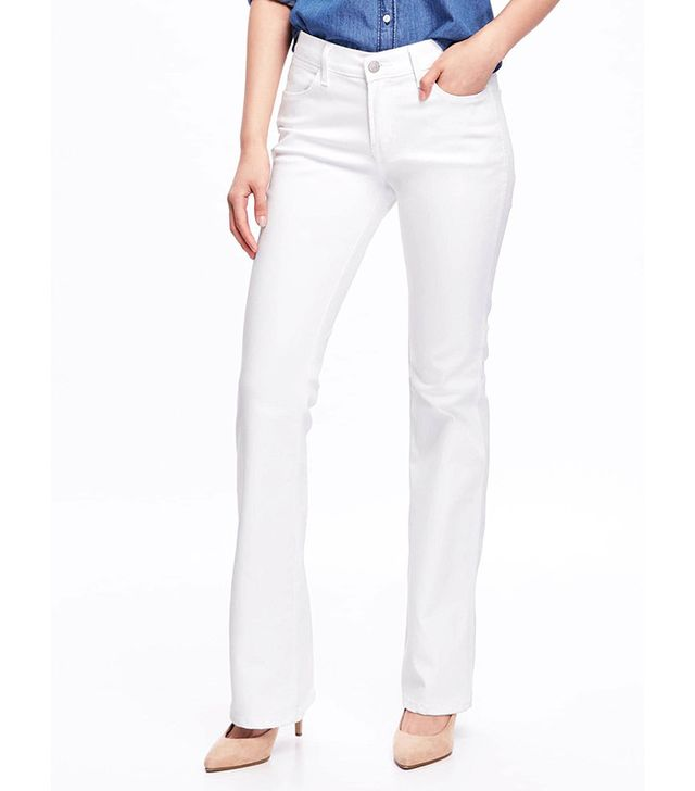 Old Navy stay-white jeans