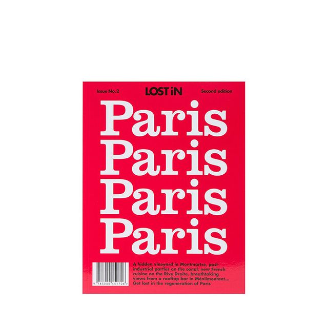 Get Lost in Paris Magazine