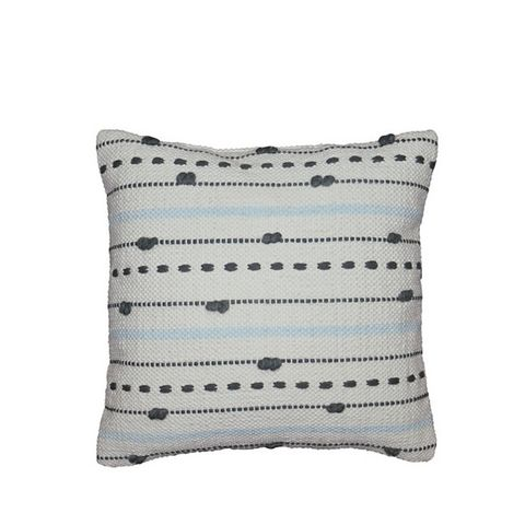 Textired Stripe Pillow