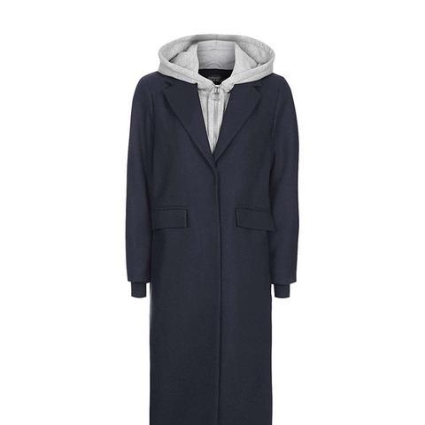 Hybrid Hoodie Coat