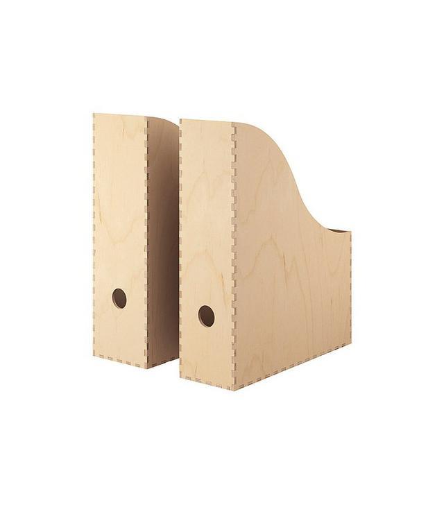 IKEA Knuff Magazine File