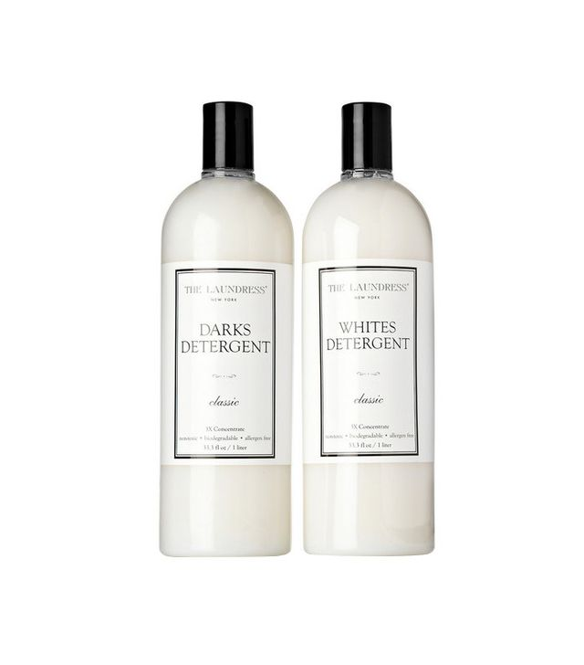 The Laundress White & Darks Fabric Care Set