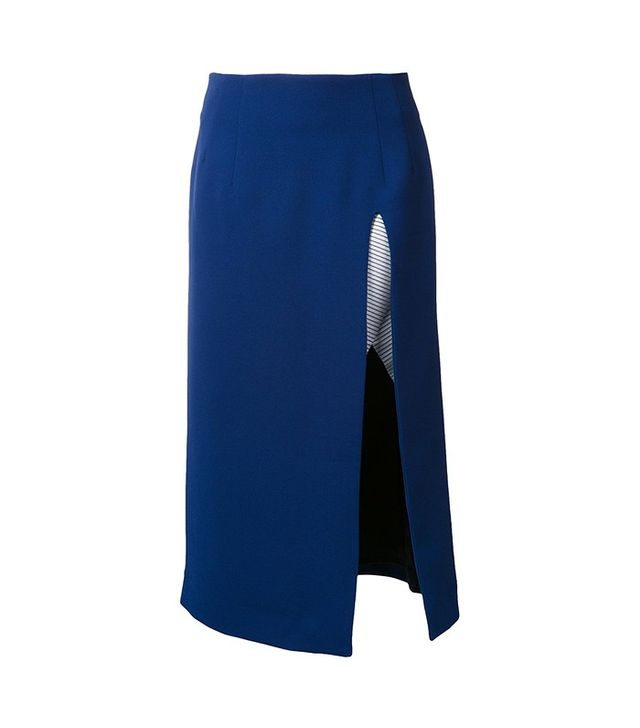 Christopher Esber Slide Slit Skirt