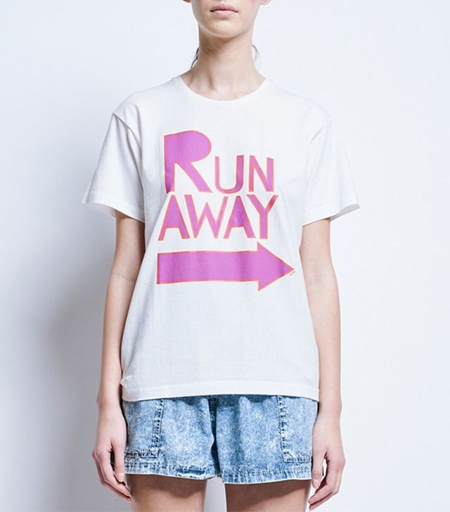 Karen Walker Solarization Tee