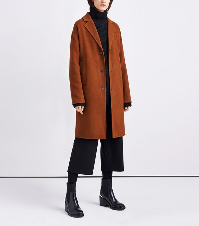 The Arrivals Kahn City Coat