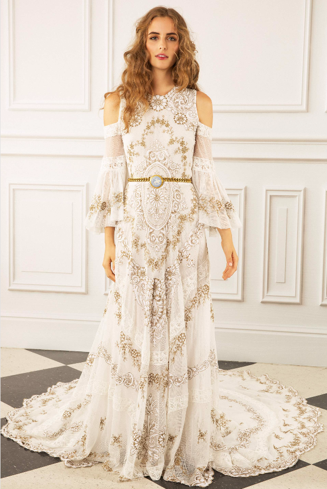 Maria Korovilas Paramour Dress