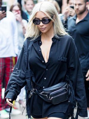 Kim Kardashian Has Already Predicted the 3 Leggings Trends of 2018
