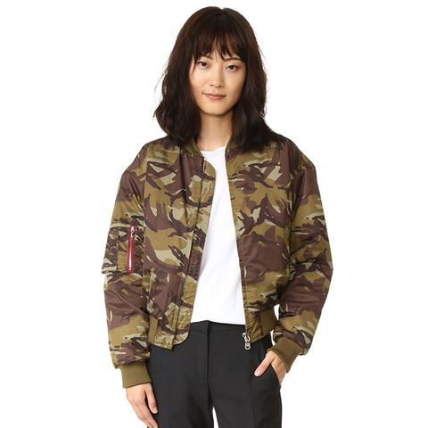 Greenwood Bomber Jacket