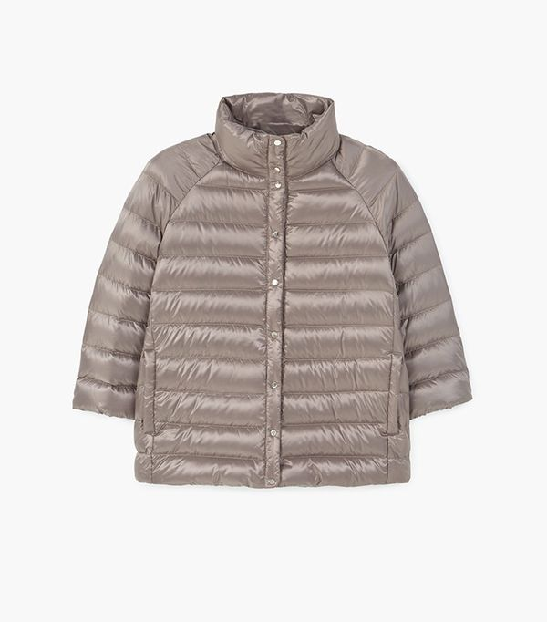 Mango Feather Down Coat