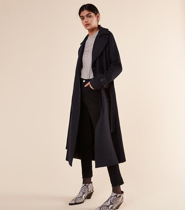 Reformation Paddington Coat