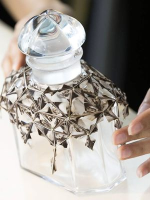 "Meet the ""Feather Artist"" Behind This $15,000 Perfume Bottle"