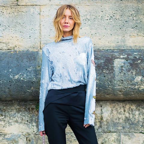 most stylish vogue editors: Julie Pelipas