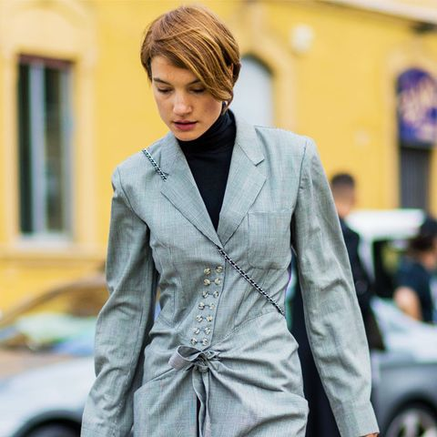 most stylish vogue editors: Konca Aykan
