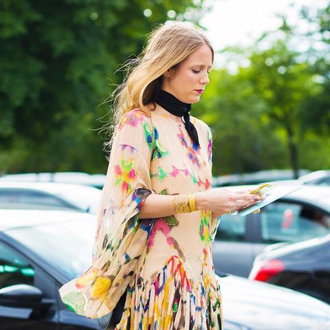 most stylish vogue editors: Jennifer Neyt