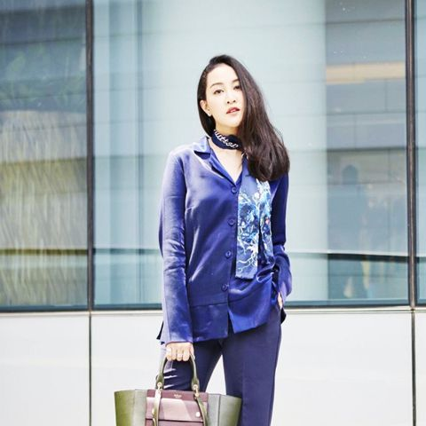 most stylish vogue editors: Jongkol Palarit