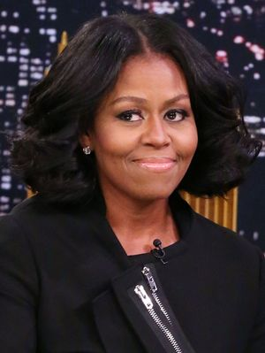 Michelle Obama's Latest LBD Is Anything but Boring