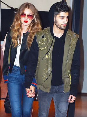Gigi Hadid Posted the Sweetest Instagram for Zayn Malik's Birthday