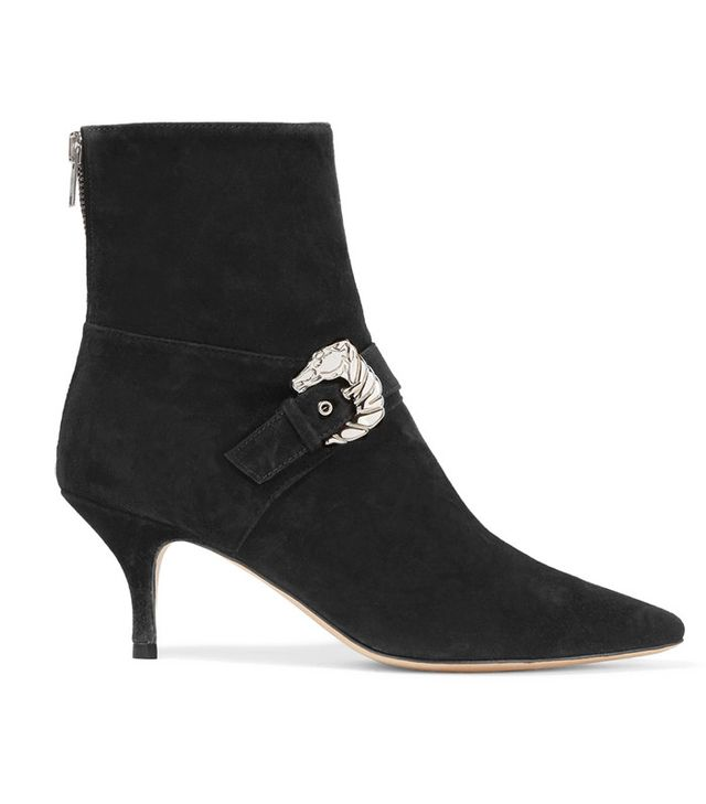 Dorateymur Saloon Suede Ankle Boots