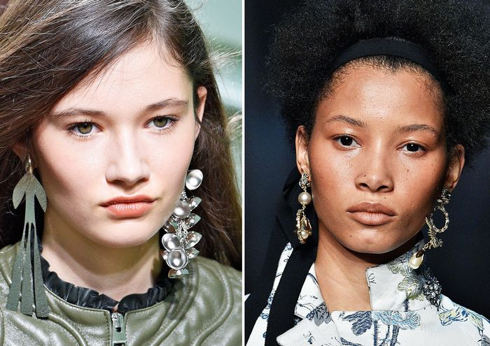 best mismatched earrings: