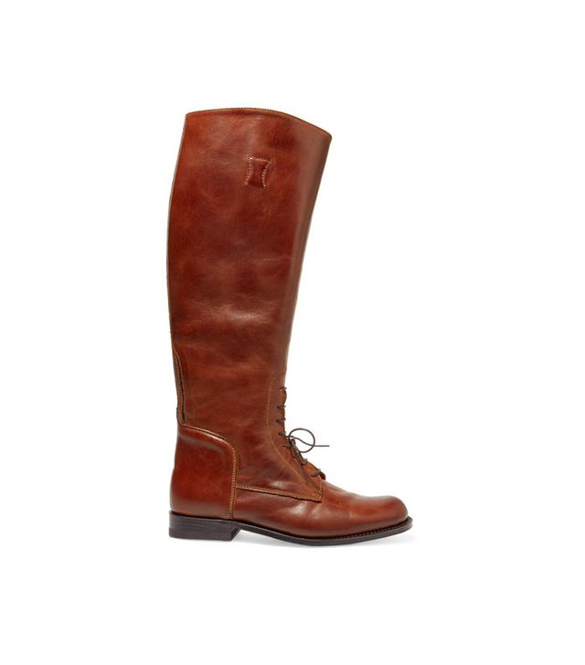 Ariat Palencia Lace-Up Leather Riding Boots