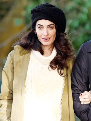 Amal Clooney Makes Us Want to Wear This Forgotten Boot Trend Again