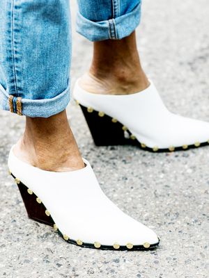 The Shoes You Should Be Wearing Now, According to Net-a-Porter