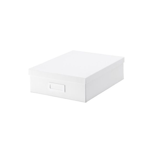 IKEA TJENA White Box With Compartments