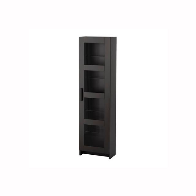 IKEA BRIMNES Glass Door Cabinet