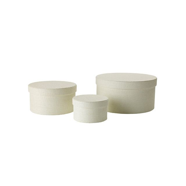 IKEA KVARNVIK White Box Set of 3