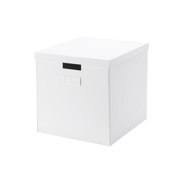 IKEA TJENA Box With Lid