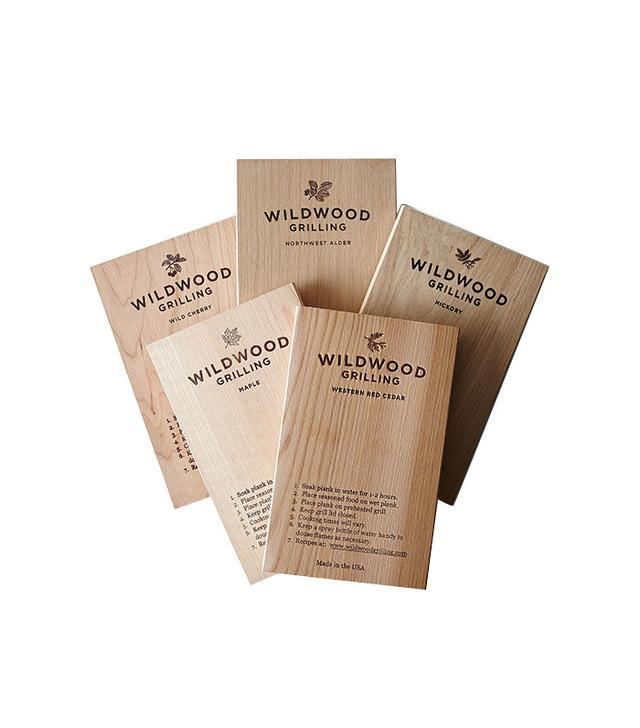 Wildwood Grilling Grill Planks Sampler Pack