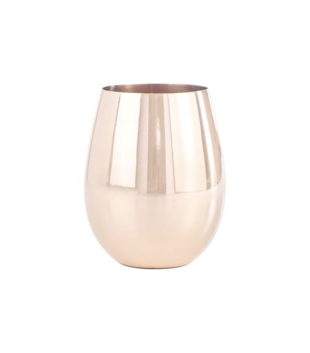 Copper Mug Co. 12 oz. Wine Glass (Set of 2)